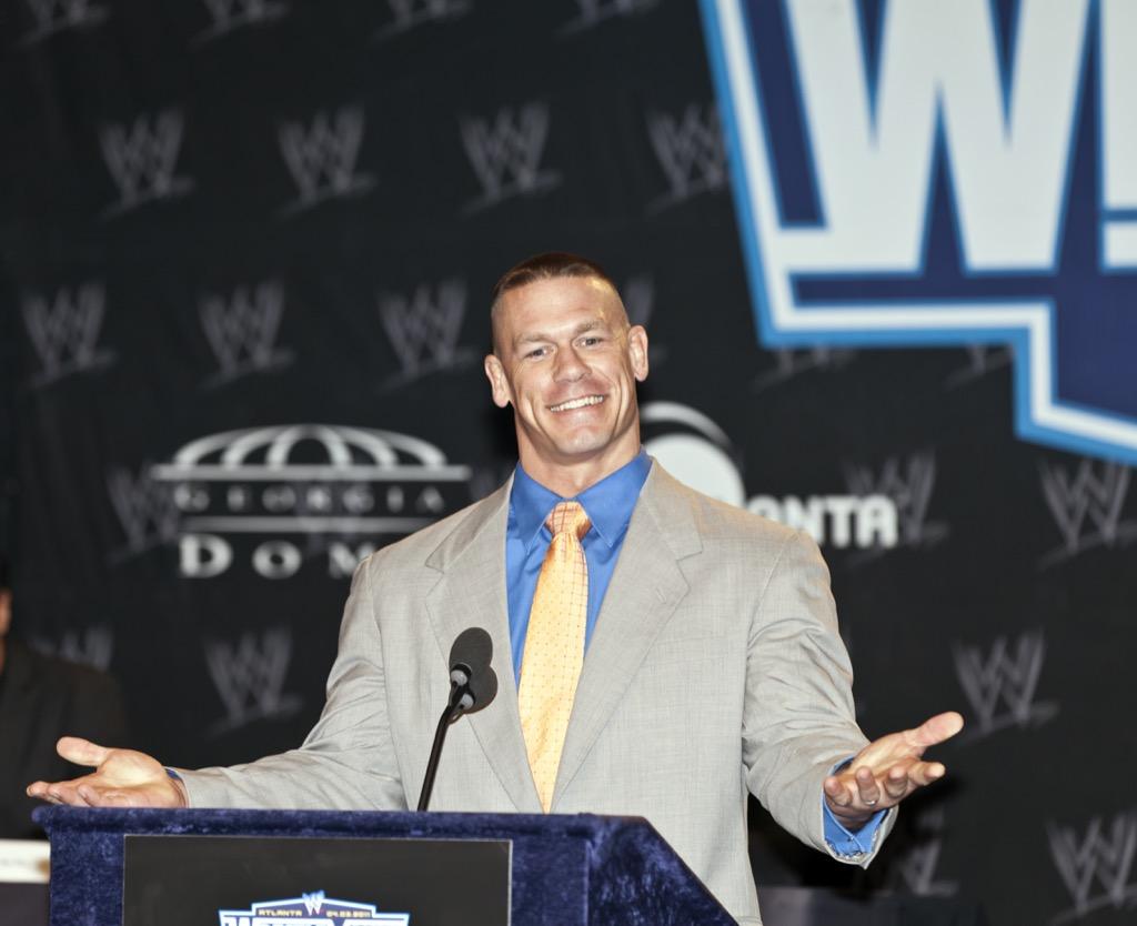 John Cena actors