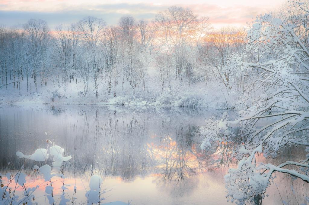 desktop backgrounds nature winterscape