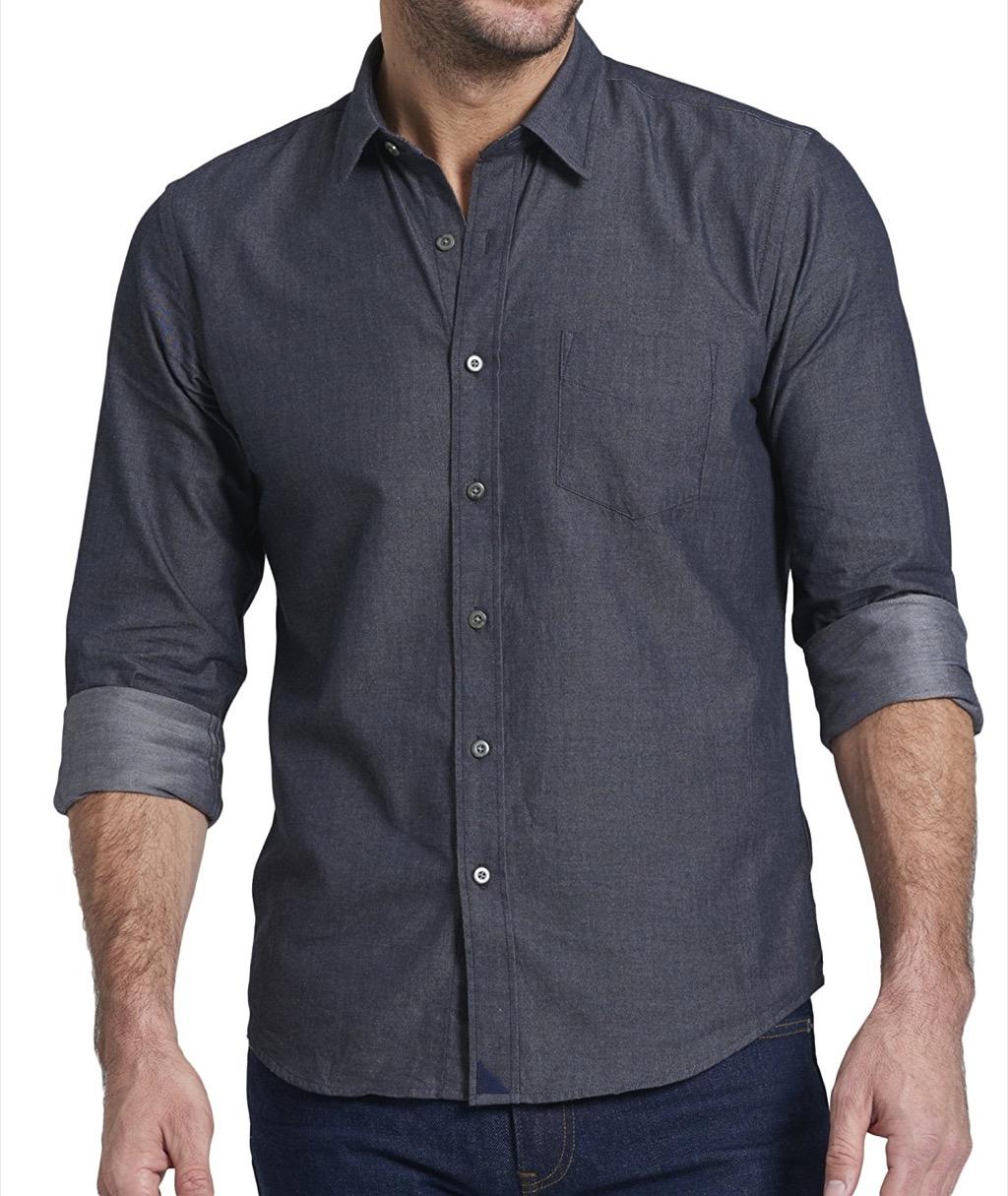 untuckit untucked shirt