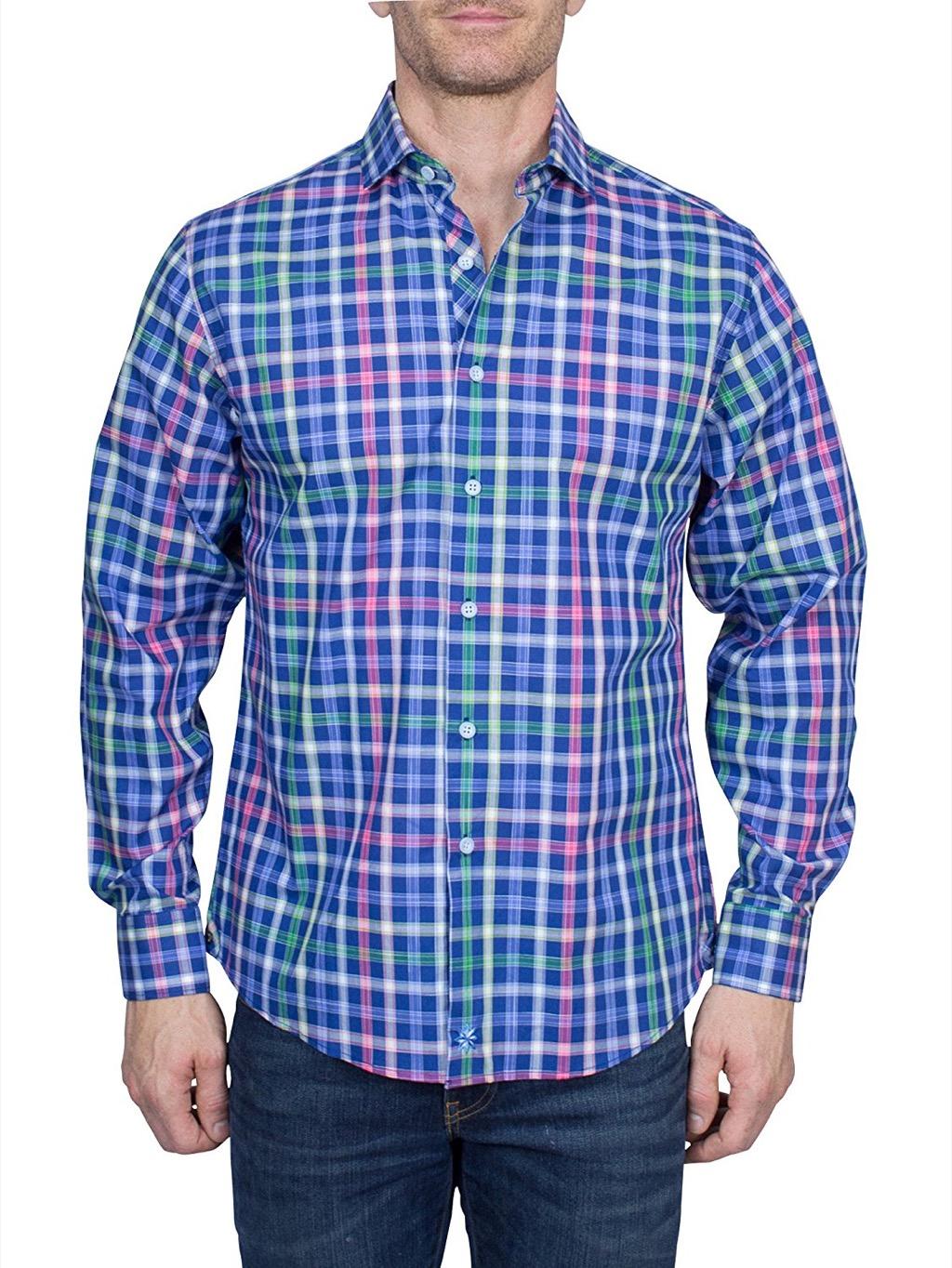 thaddeus frank untucked shirt