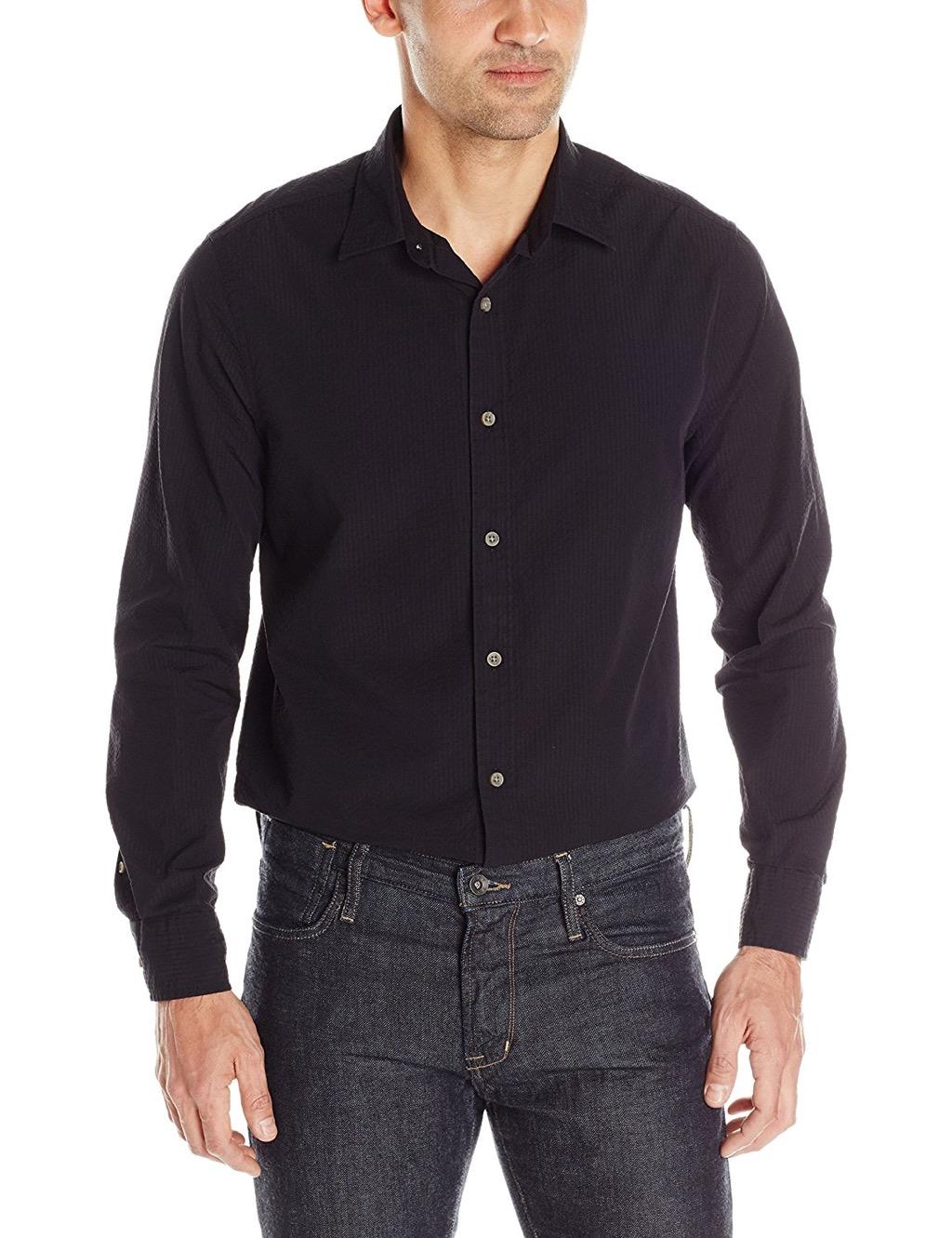 nautica seerscuker shirt