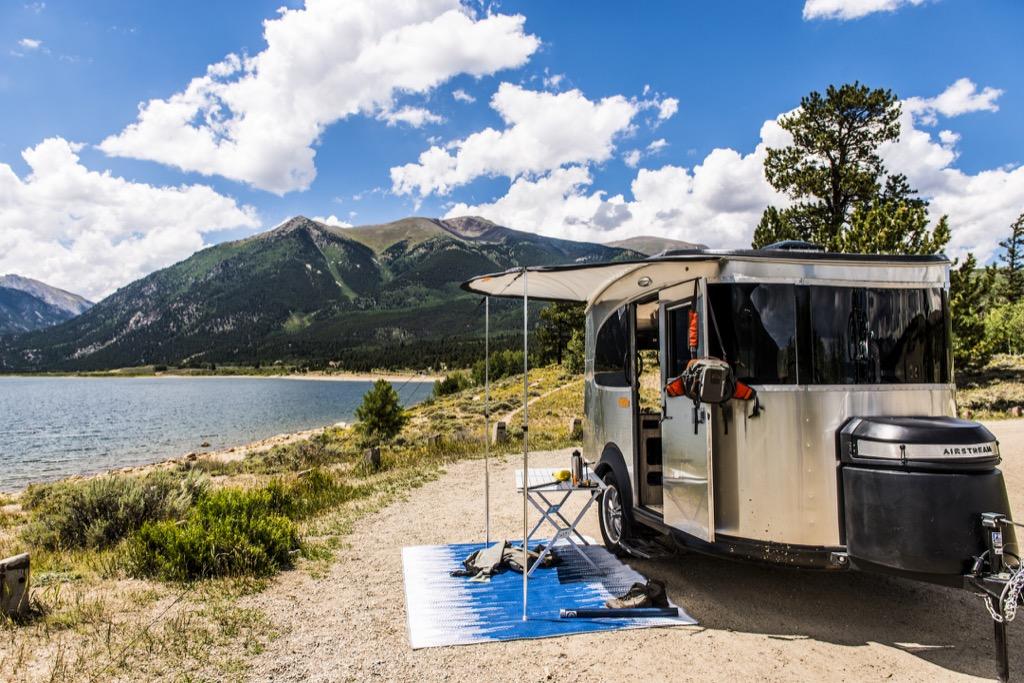 Airstream Basecamp, best camper