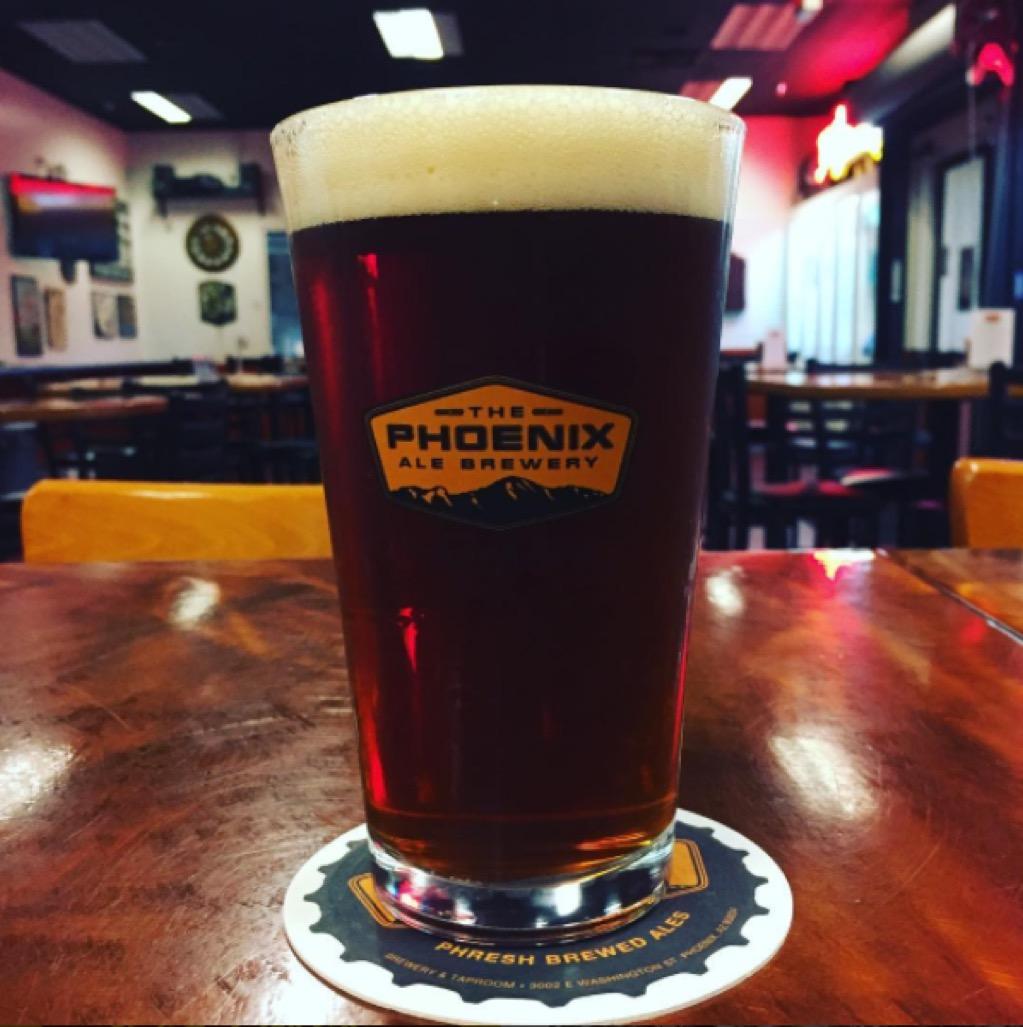 Craft beer, Arizona, Phoenix Ale Brewery