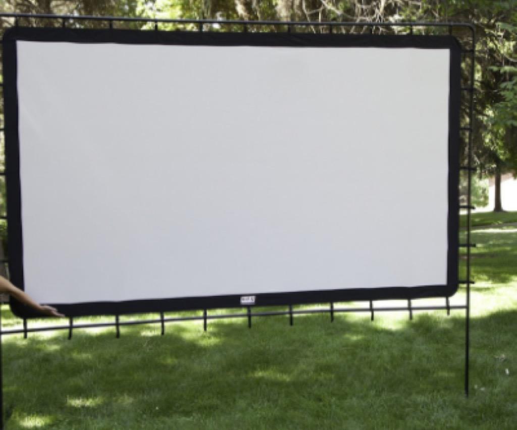 Outdoor Big Screen 144 Best Date Ideas