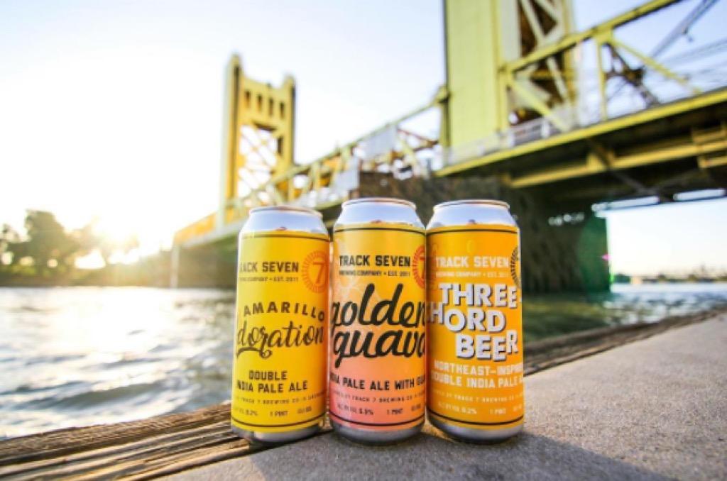 Craft beer, California, Track Seven Brewing