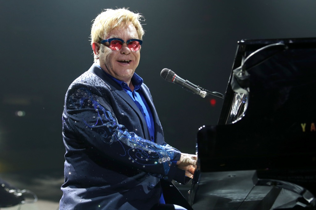 Elton John offended by Prince Philip among his controversial moments