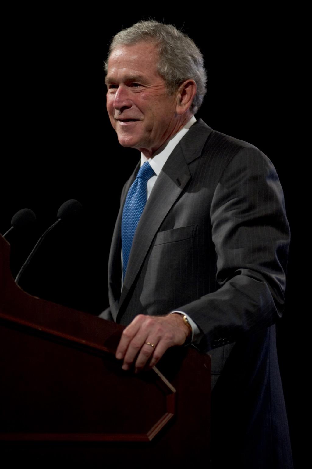 George W. Bush, presidents