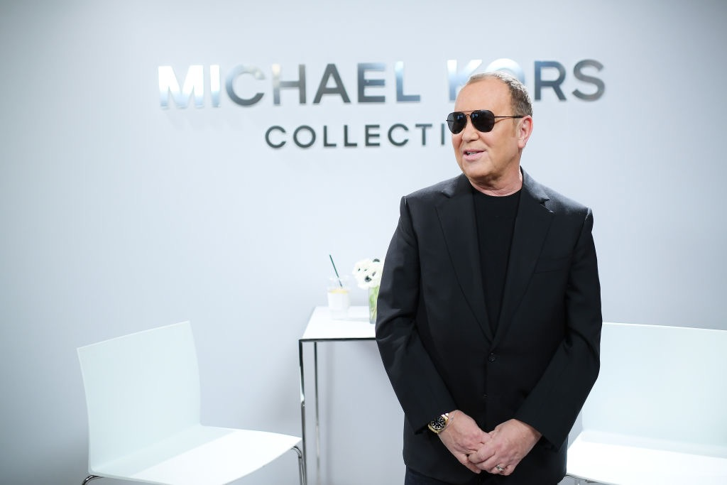 michael kors wears the same thing every day