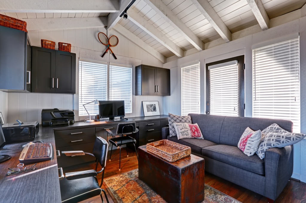 Perfect home office for working from home. IRS