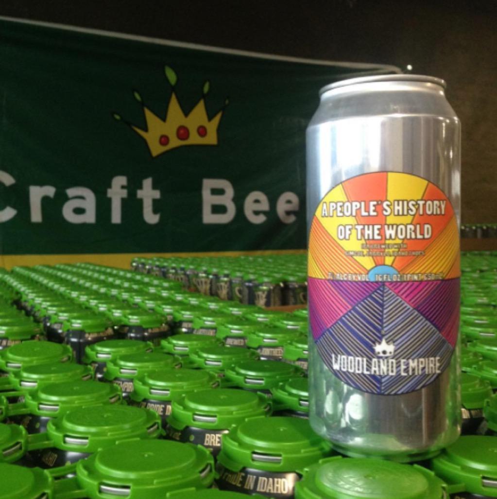Craft beer, Idaho, Woodland Empire