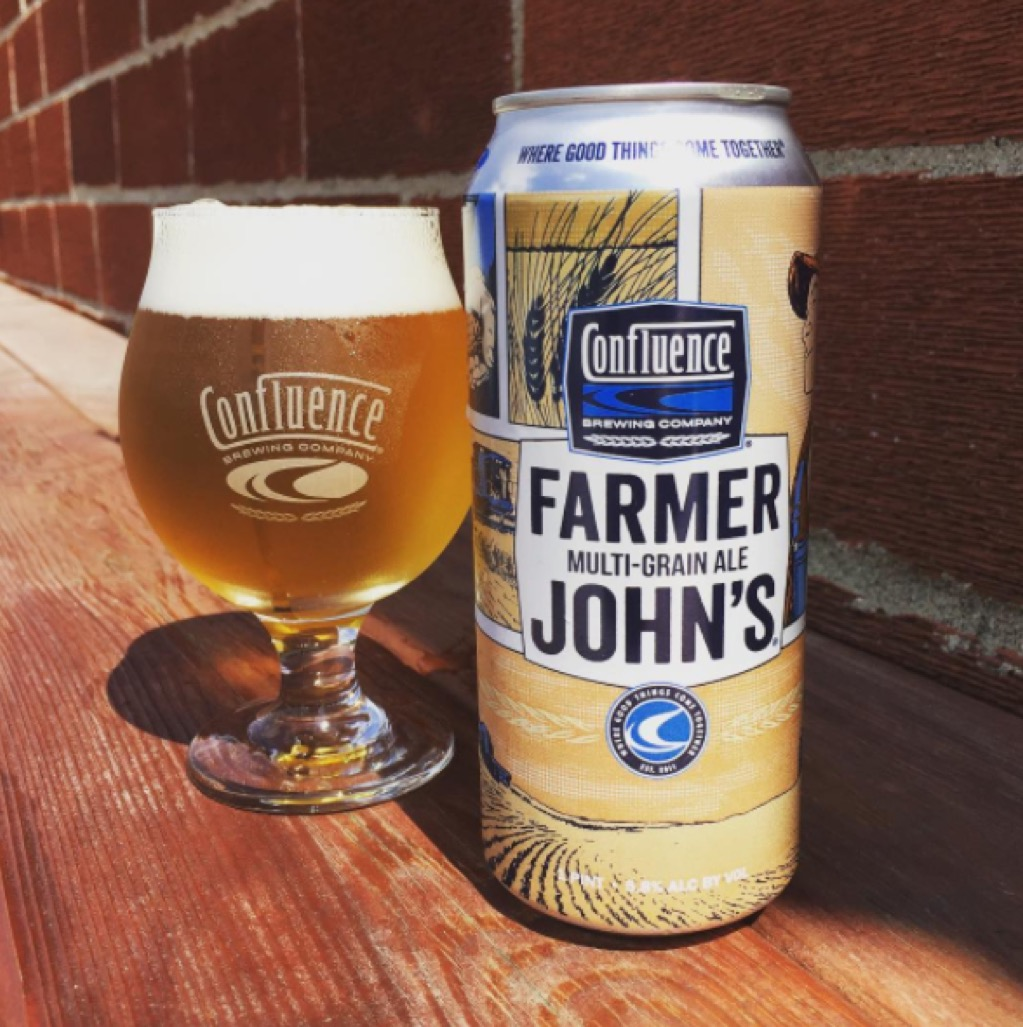 Iowa, craft beer, Confluence Brewing Company