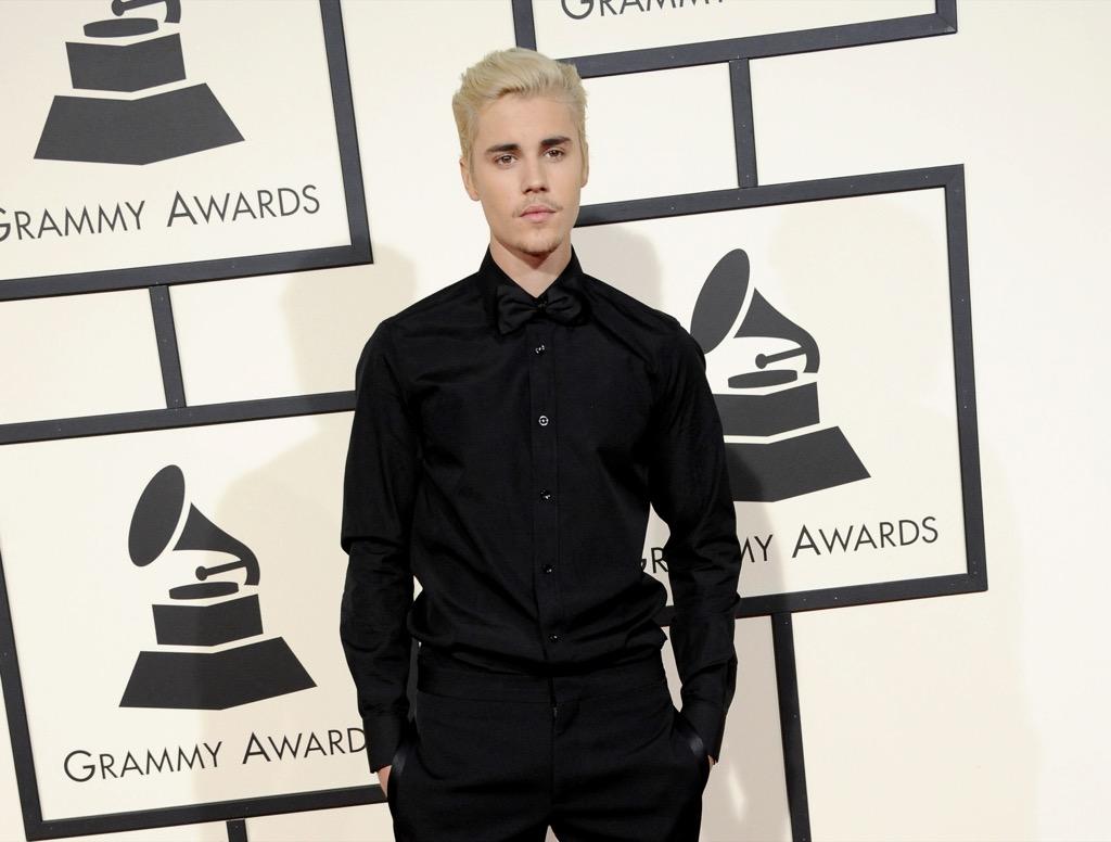 Justin Bieber, style