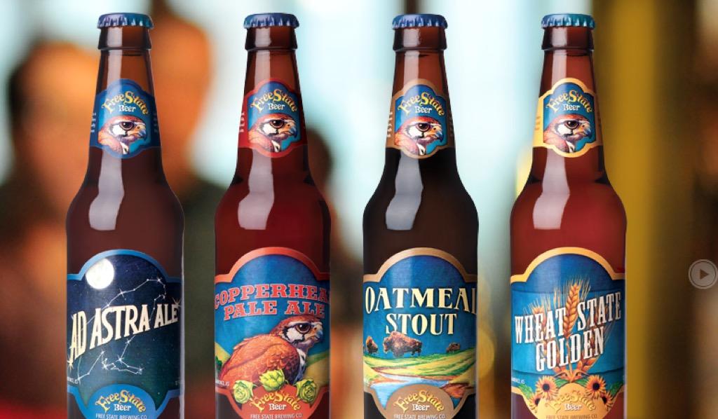 Craft beer, Kansas, Free State Beer