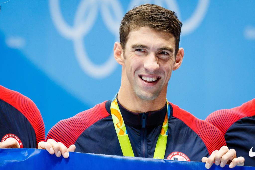 Michael Phelps, dream job, inspiring quotes