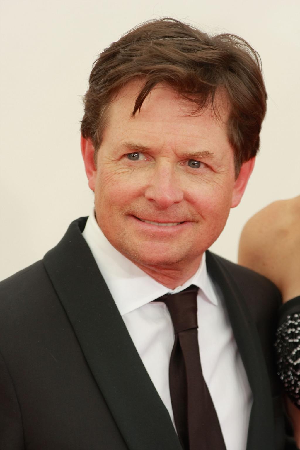 michael j. fox most famous actors