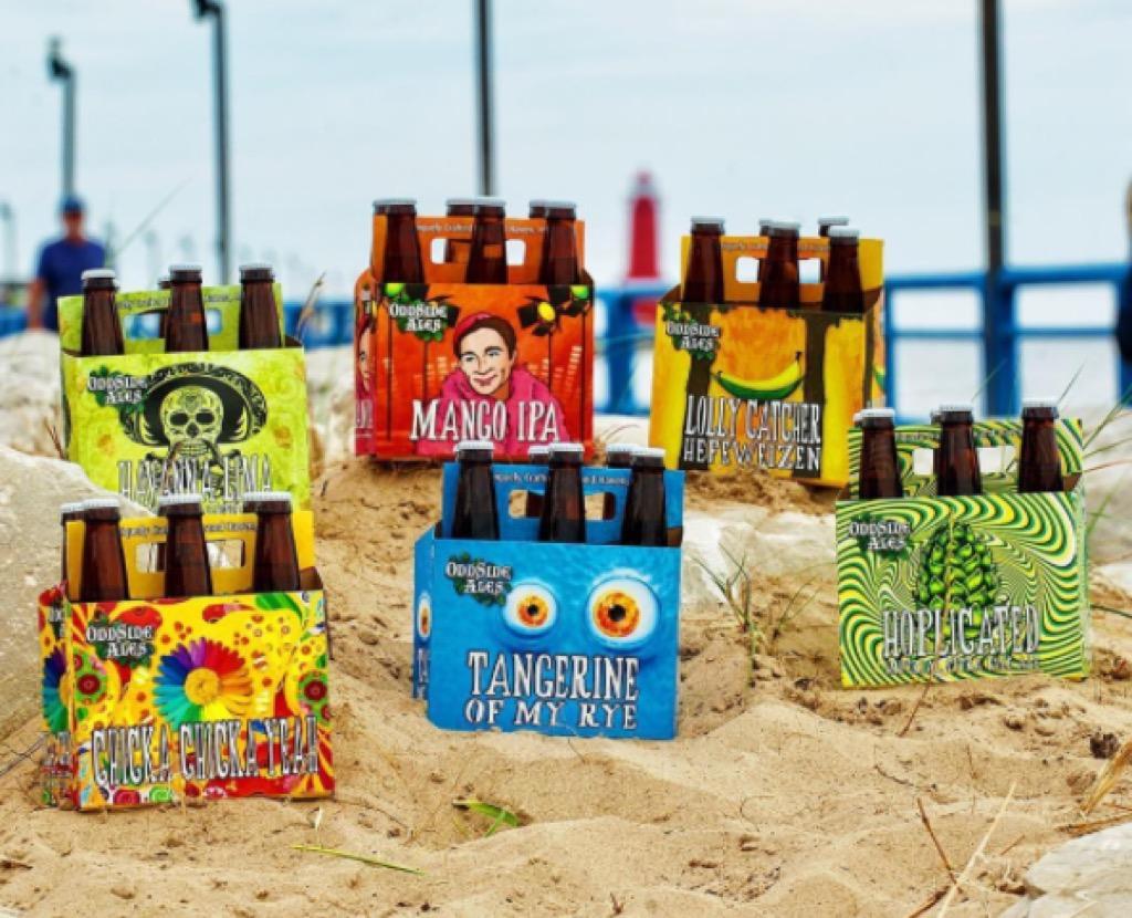 Craft beer, Michigan, Odd Side Ales
