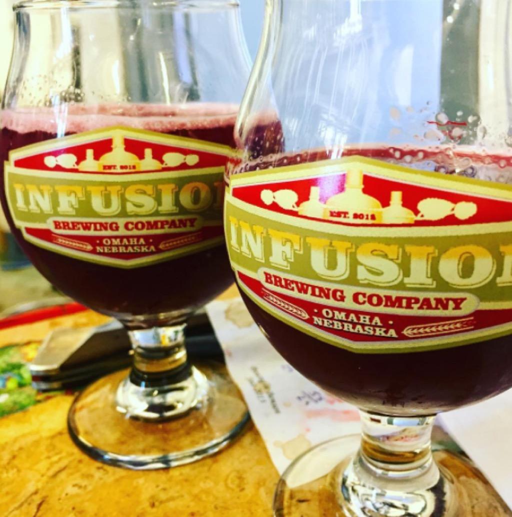 Craft beer, Nebraska, Infusion Brewing Company