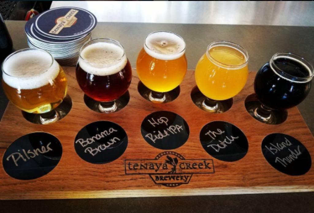 Craft beer, Nevada, Tanaya Creek Brewery