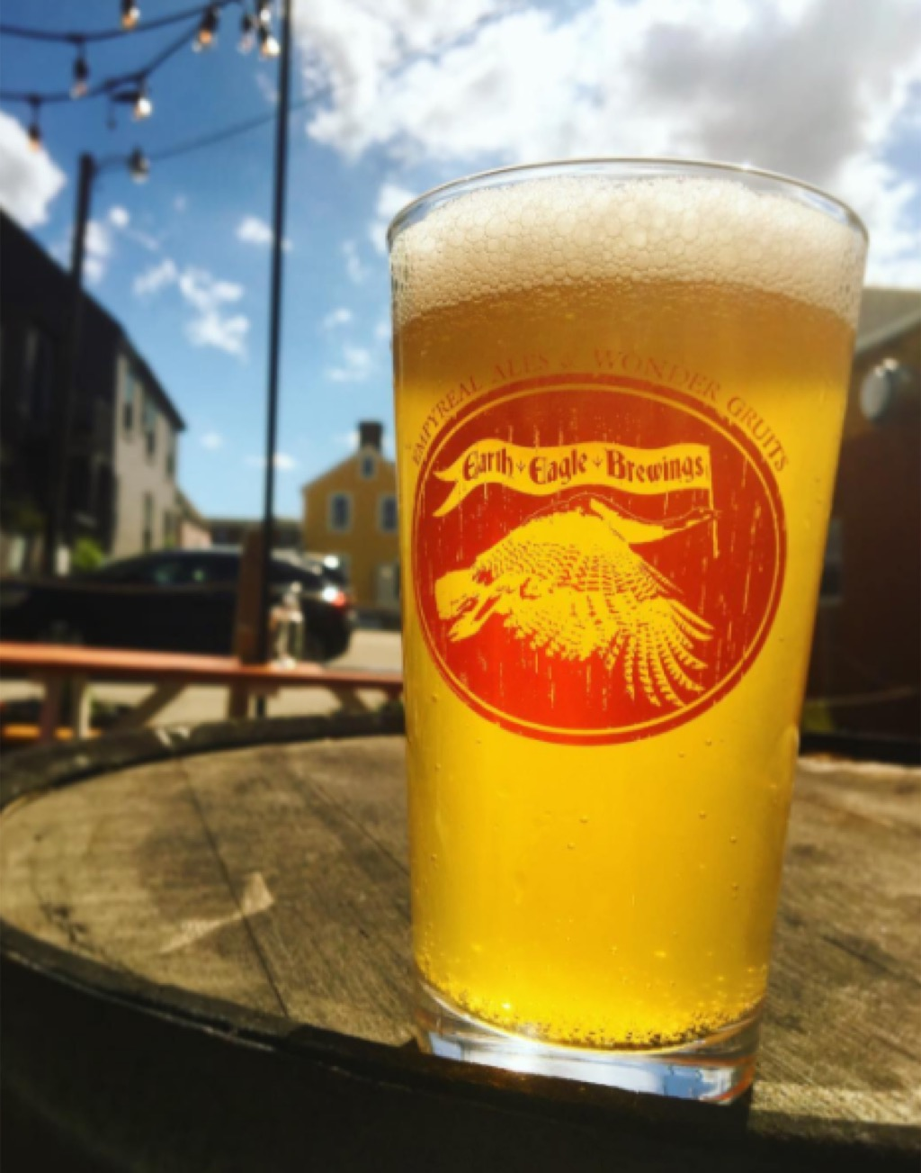 Craft beer, New Hampshire, Earth Eagle Brewings