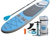 Peak Inflatable Stand-up Paddle board, best gear