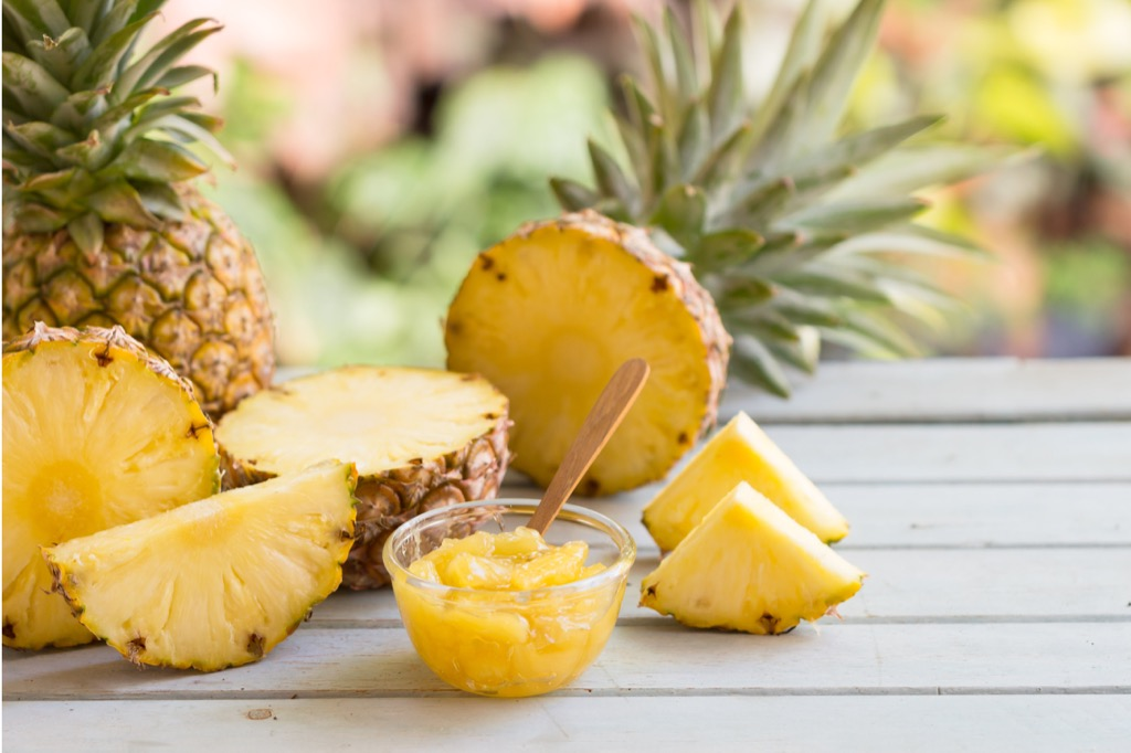 Pineapple, Best Foods for Maximizing Your Energy Levels