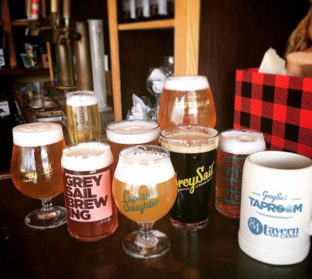 Craft beer, Rhode Island, Grey Sail Brewing