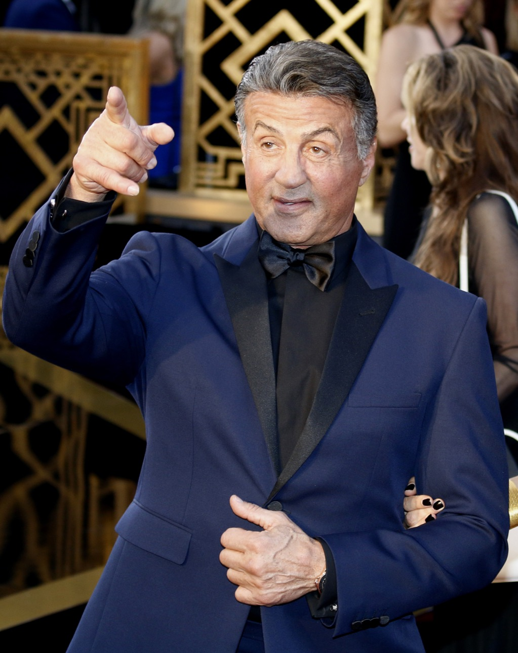 Sylvester Stallone Famous People Who Used to be Teachers