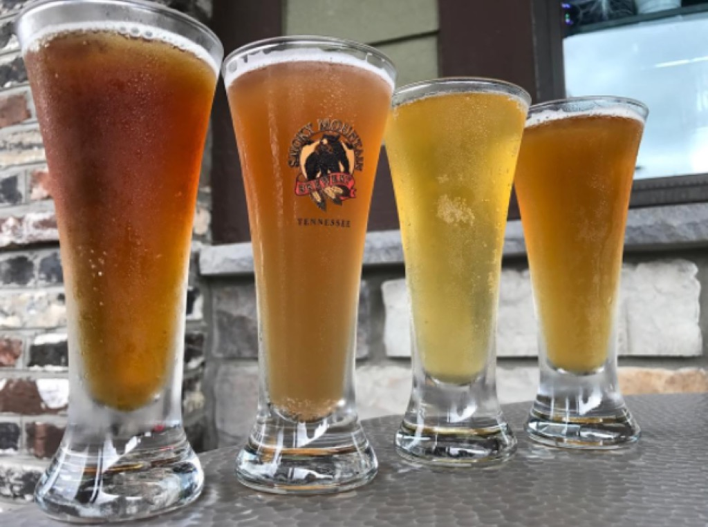 Craft beer, Tennessee, Smoky Mountain Brewery