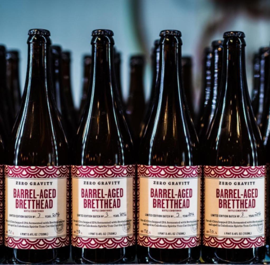 Craft Beer, Vermont, Zero Gravity Craft Brewery