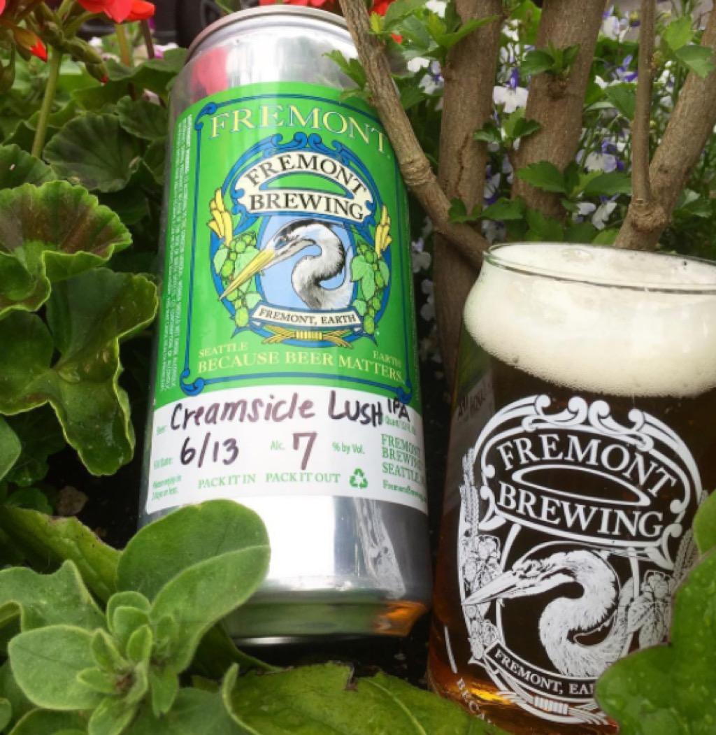 Craft beer, Washington, Fremont Brewing