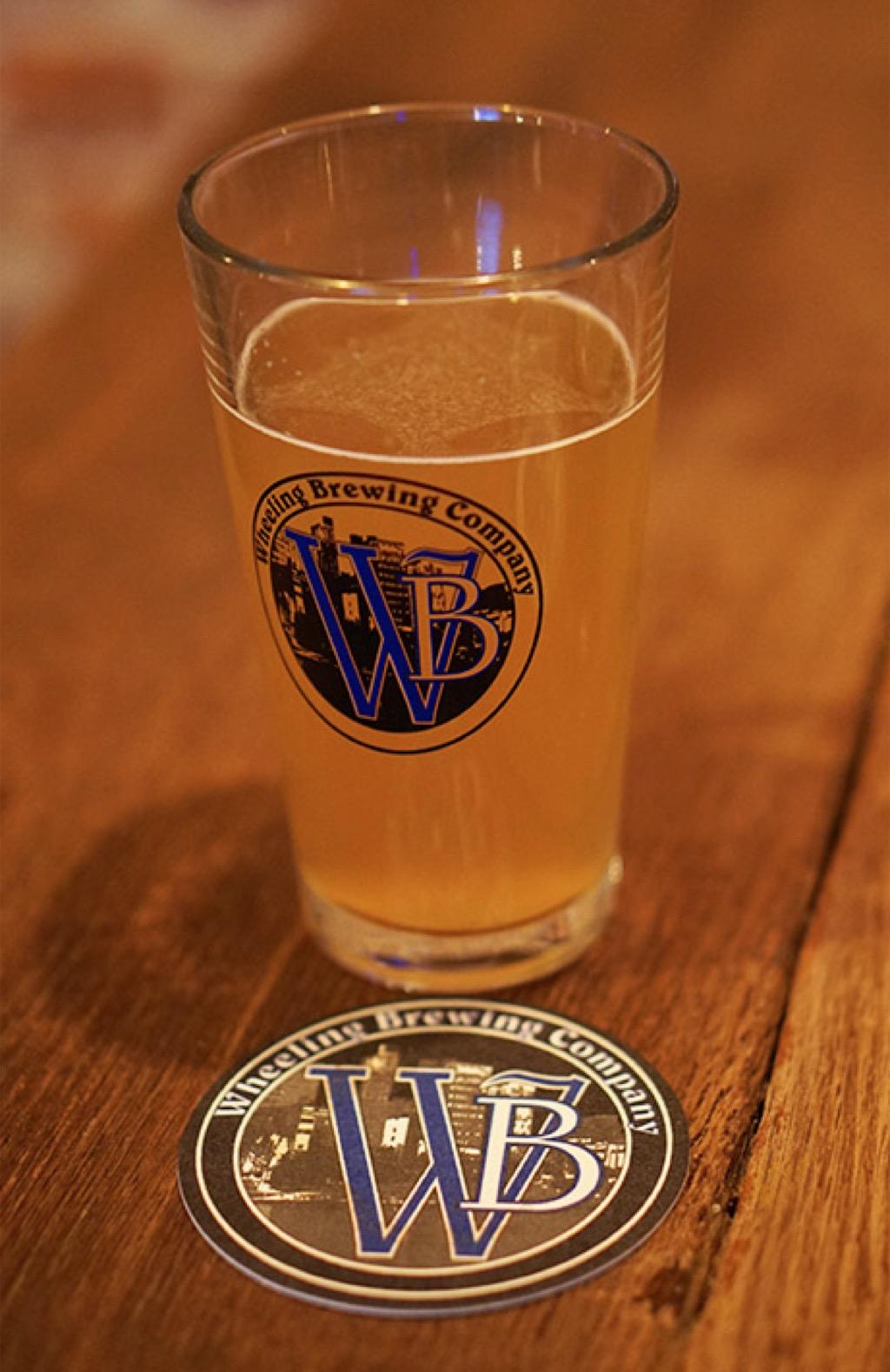 Craft beer, West Virginia, Wheeling Brewing Company