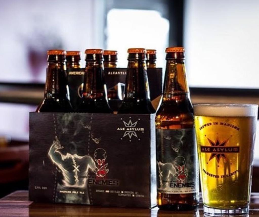 Craft beer, Wisconsin, Ale Asylum