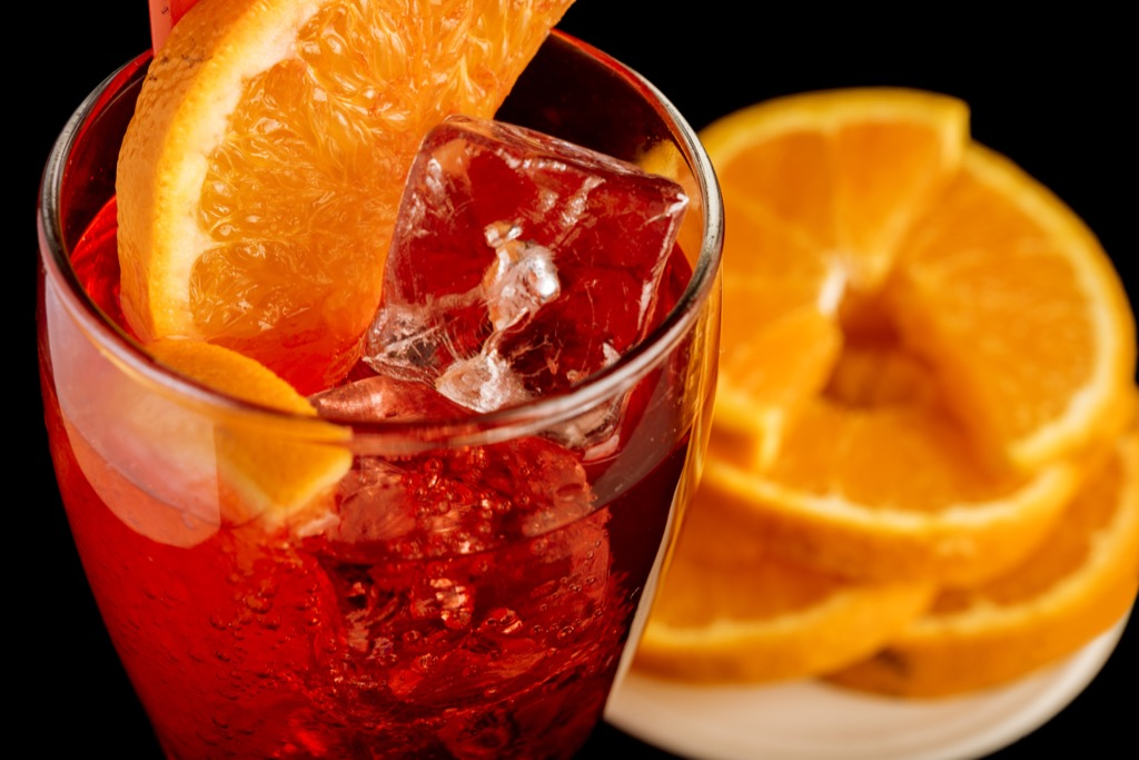 cocktail for low blood pressure
