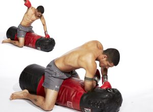 best mma workout ground and pound