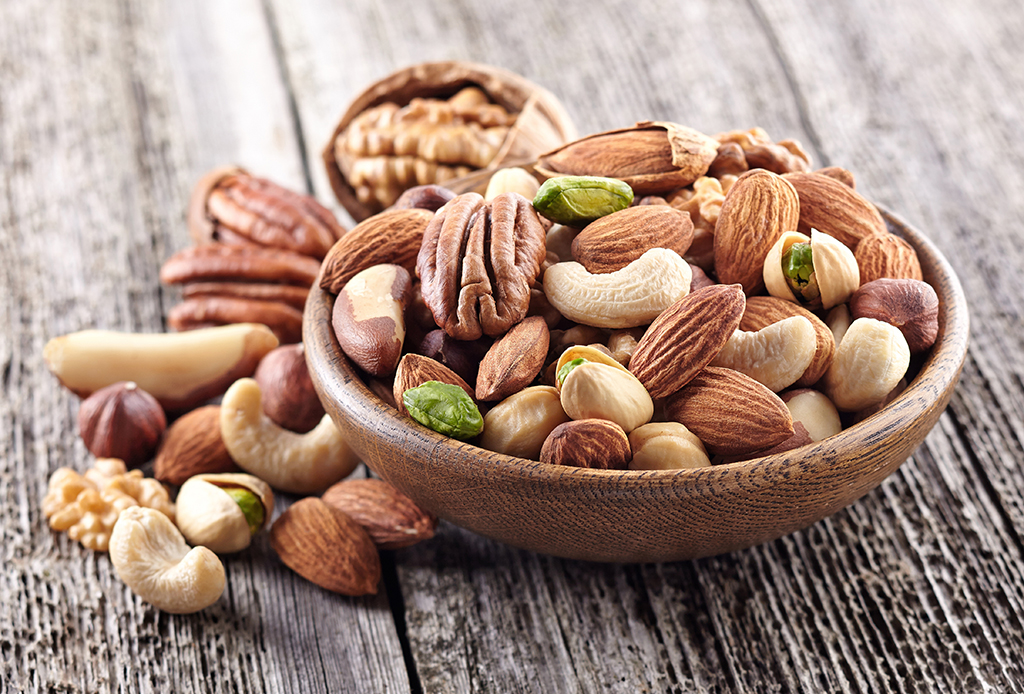 nuts Amazing Facts