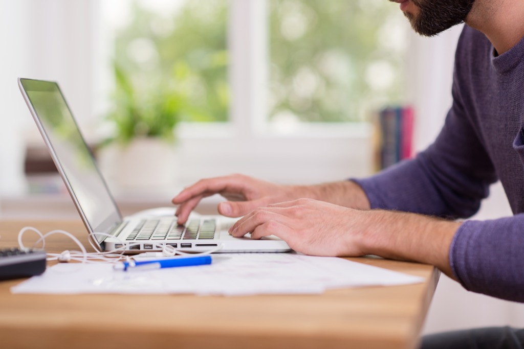 Laptop, working, more time, productivity 60 minutes