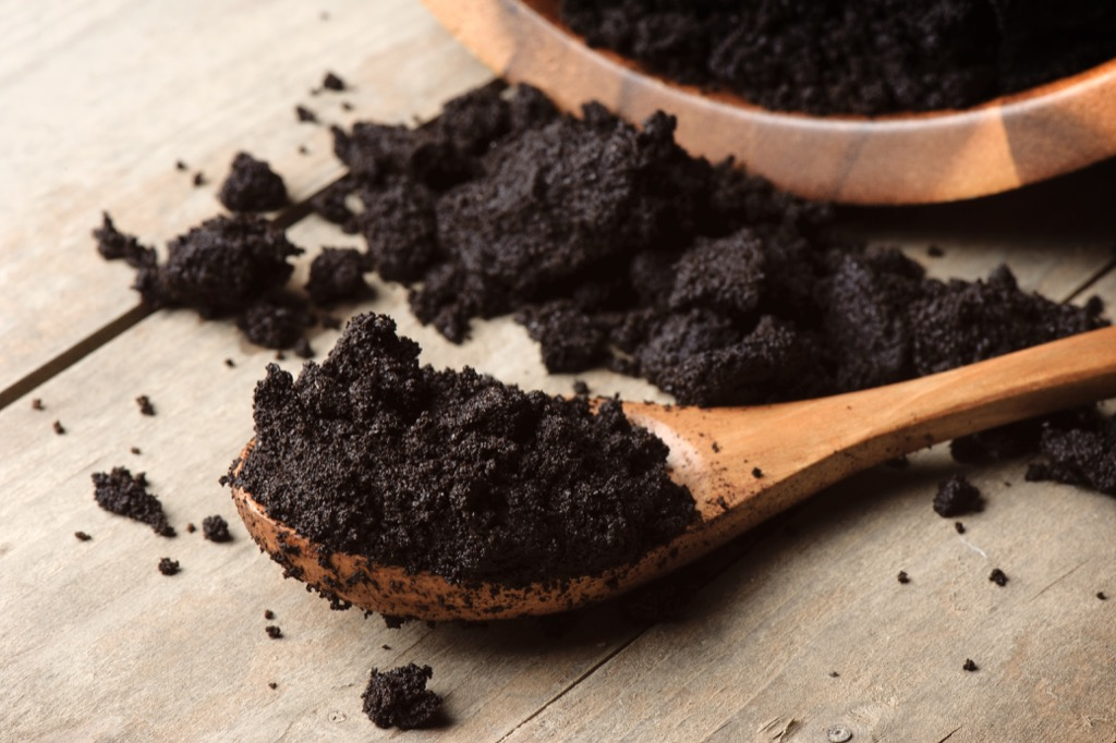 side effects coffee grounds ibuprofen