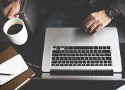 Mac laptop email signature