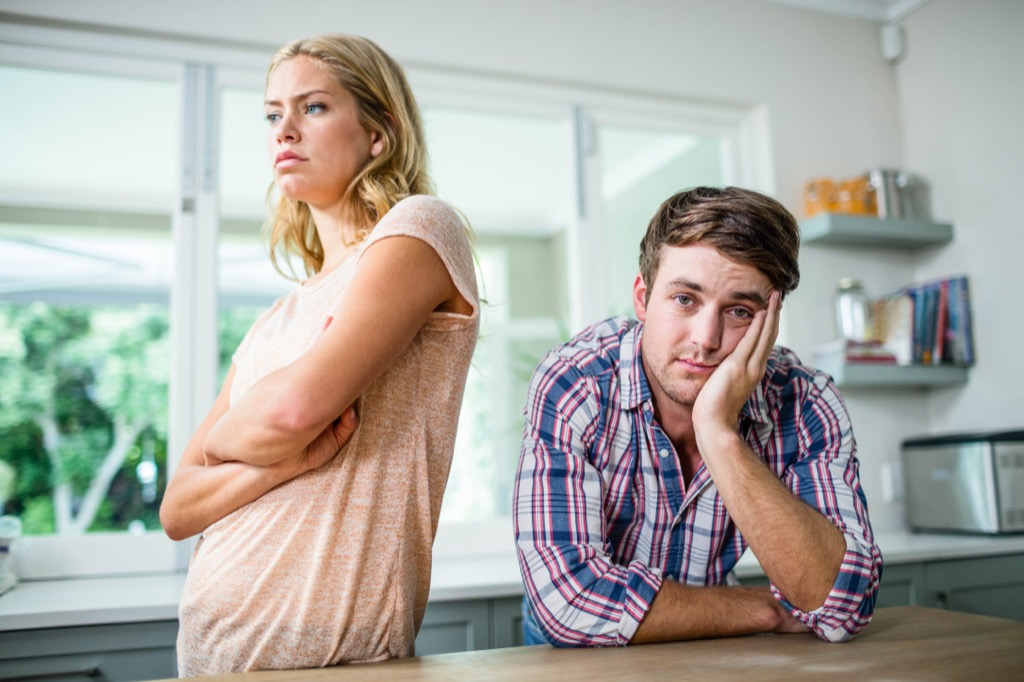 divorce over 40 things you should never say in an argument with your spouse