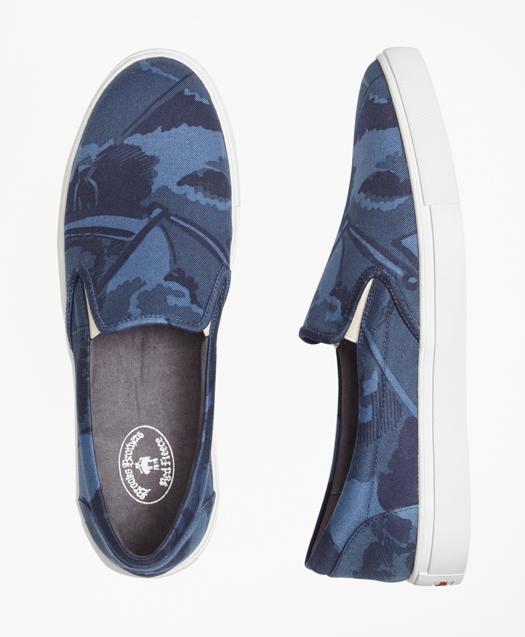 brooks brothers sneakers
