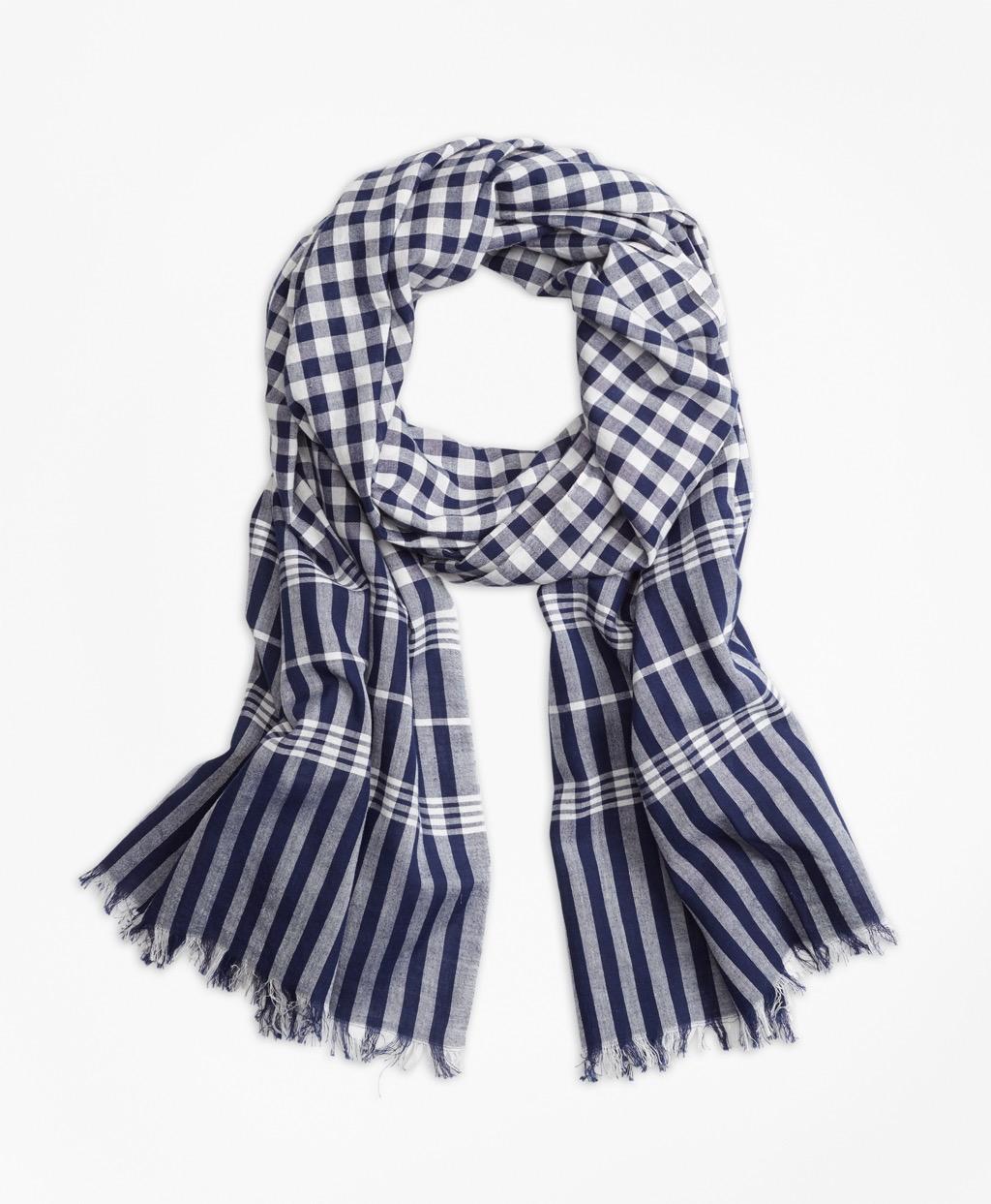 brooks brothers scarf