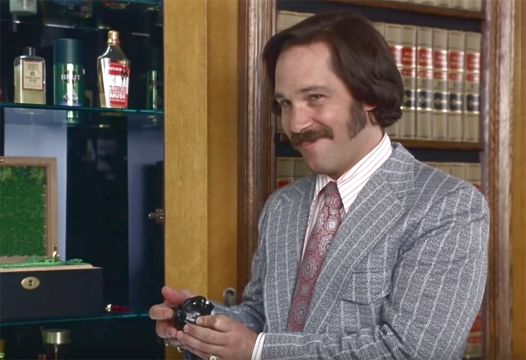 Ron Burgundy Anchorman, funniest movie characters