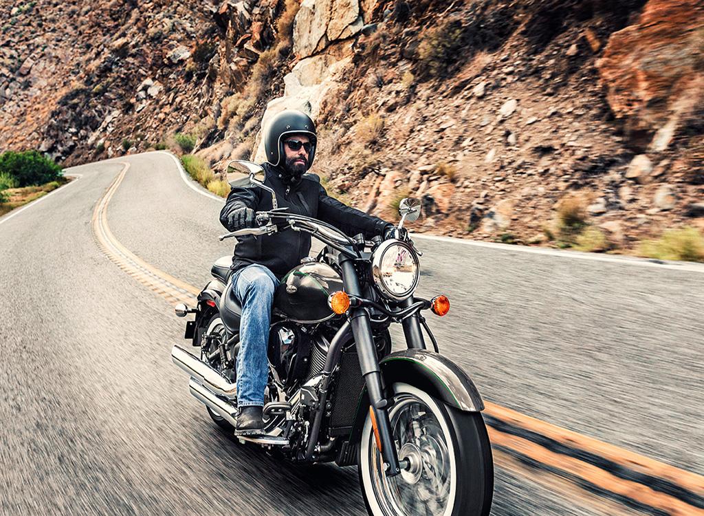 Motorcycle, motorcycle cruisers, Kawasaki Vulcan
