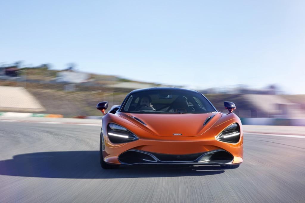 New cars, McLaren 720S