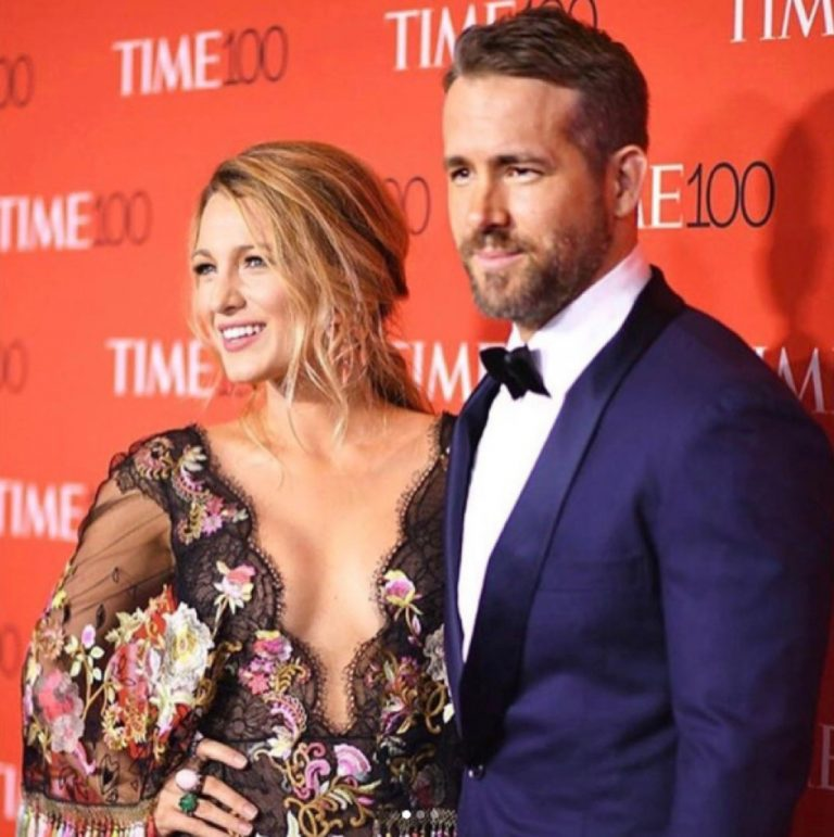 Ryan Reynolds, Blake Lively relationships with big age difference