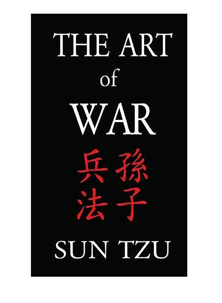The Art of War, what to give up in your 40s