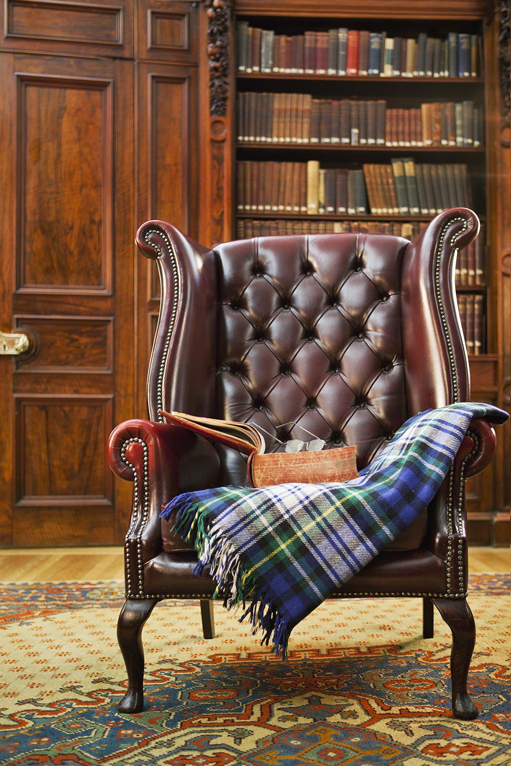 armchair, over 40