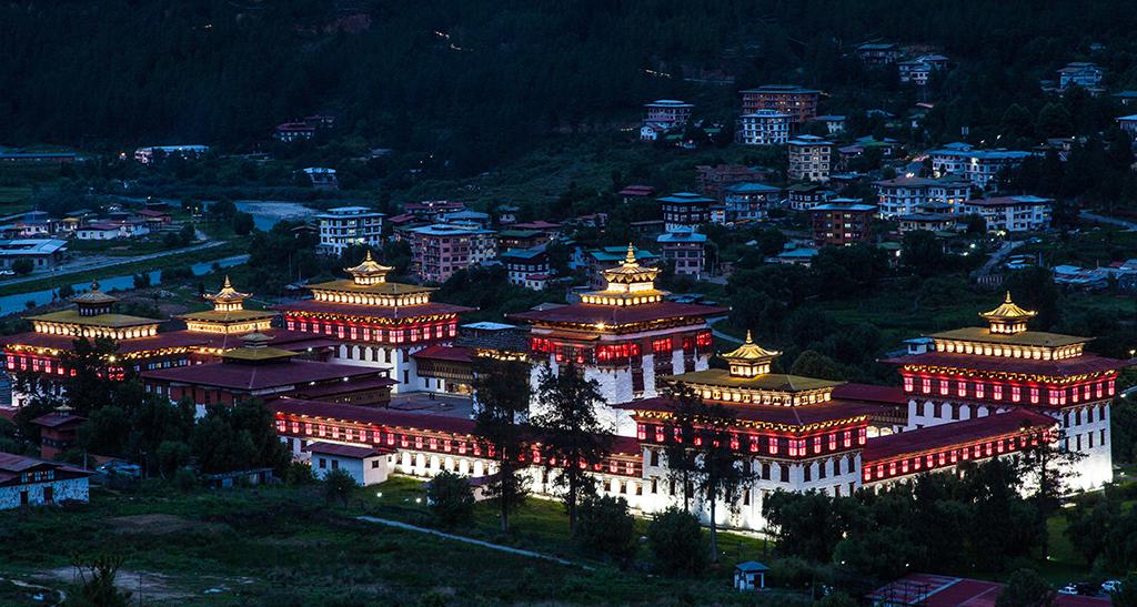 Luxury adventures, Bhutan