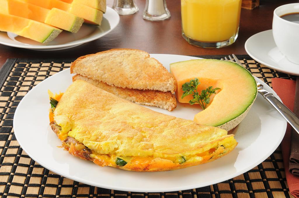 eggs, stay lean