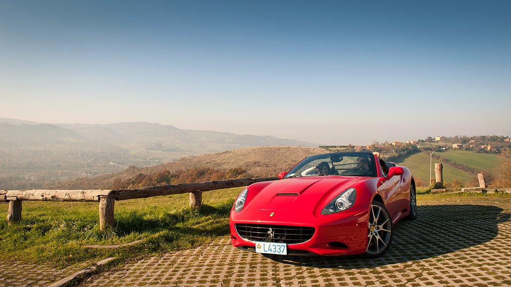 Luxury adventures, Italy, cars